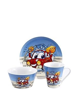 Blaumann Set de Porcelana Infantil 3 piezas