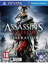Assassin's Creed III: Liberation - PSVita (Pre-owned)