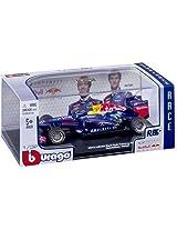 "2013 Renault RB9 F1 Formula 1 ""Red Bull"" Sebastian Vettel 1/32 by BBurago 41206"