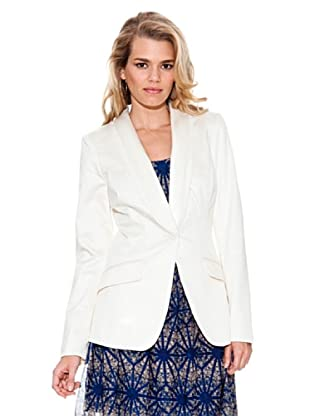 Guess Blazer Larga (Blanco)