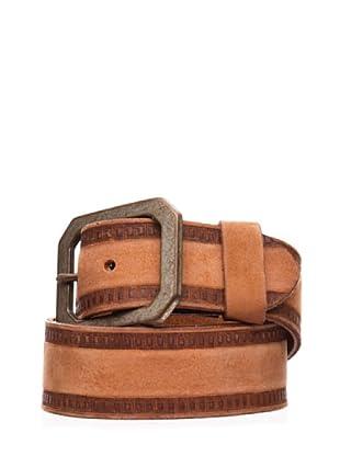 Dockers Cinturón de Cuero (marrón)