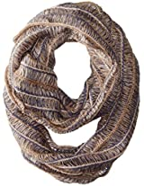 D&Y Women's Basket Weave Knit Loop