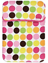 Merkury Innovations 15.6-Inch Reversible Notebook Case, Sunrise Gumball (MB-XL2GB)