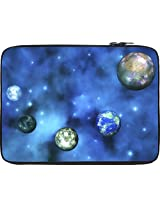 """Snoogg 13"""" inch to 13.5"""" inch to 13.6"""" inch Laptop Notebook Slipcase Sleeve Soft Case Carrying Case for Macbook Pro Acer Asus Dell Hp Sony Toshiba"""