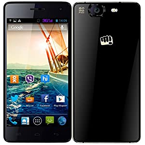 HQ Ultra Clear Screen Protector Front Plus Back For Micromax Canvas Knight A350