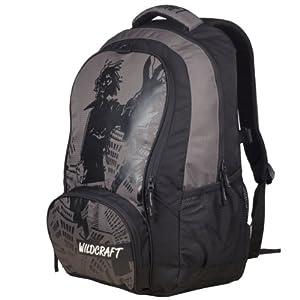 Wildcraft Blaze Laptop Bag-Grey