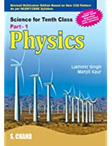Science for Tenth Class Physics - Part 1