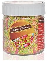 Chuckles Coloured Vermicelli - 100 Grams