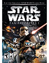 Star Wars Fan Favorite I-SW Battlefront, SW Battlefront II, SW Republic Commando (PC)