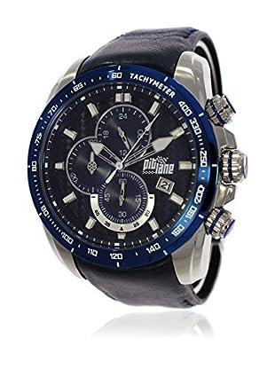 Pit Lane Uhr mit Miyota Uhrwerk Pl-1006-6 marine 46 mm