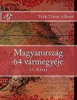 Kötet: Volume 2 (Magyarország 64 Vármegyéje)