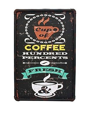 SuperStudio Wandbild Fresh Coffee