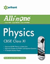 All in One Physics CBSE Class 11th