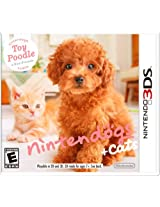 Nintendogs + Cats: Toy Poodle and New Friends (Nintendo 3DS) (NTSC)