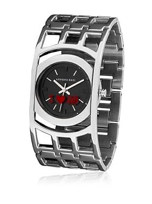 Armand Basi Reloj String Plata