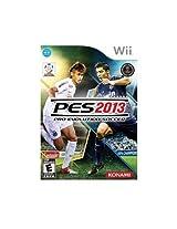 Konami 40137 Pro Evolution Soccer 2013 For Wii New Retail 40137