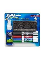 Expo Seven Piece Low Odor Dry Erase Starter Set (80675)
