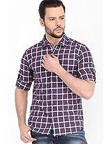 Checks Multi Casual Shirt