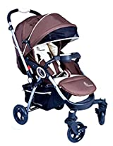 Pram - Baby Stroller - Chocolate Ride - The Designer Pram from R for Rabbit