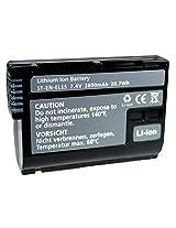 Replacement Battery Nikon ENEL-15 for D600, D610, D7000, D7100.