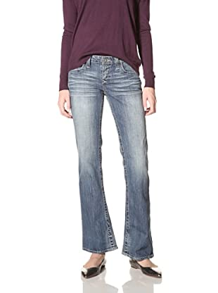 Big Star Women's Remy Boot Cut Jean (terrain)