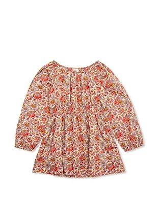 Noa Noa Vestido Mini Basic (Coral)