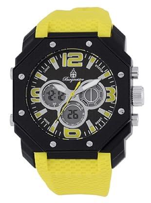 Burgmeister Herren-Armbanduhr Tokio Analog - Digital Quarz Silikon BM901-620B