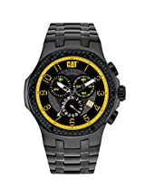 Caterpillar Analogue Multi-Colour Dial Men's Wristwatch A5.163.16.117