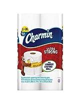 Charmin Ultra Strong (8 Mega Rolls) 352 2- Ply Sheets Per Roll