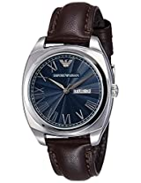 Emporio Armani Analog Blue Dial Men's Watch - AR1940