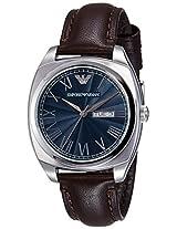Emporio Armani Analog Blue Dial Men's Watch - AR1940