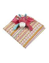 Maison Chic Blanket, Girl Giraffe