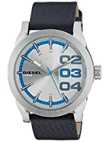 Diesel End of Season Chronograph Silver Dial Men's Watch - DZ1676