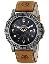 Timex Expedition Analog Black Dial Men's Watch - T49991
