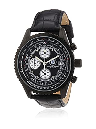 Constantin Durmont Reloj de cuarzo Unisex CD-NAVI-QZ-LT-IPIP-BKD  42 mm