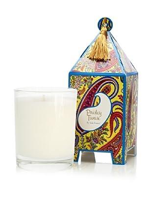 Seda France Paisley Tunise Pagoda Box Candle, 10-Oz.