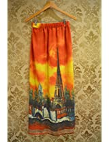 Tiara by Roshini Shah A Day in Paris Skirt