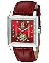 Ingersoll Women's IN5010RD Astoria Analog Display Automatic Self Wind Red Watch