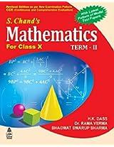 Mathematics for Class X Term - II