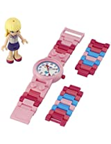 Lego Kids' 8020172 LEGO Friends Stephanie Kids' Watch With Minidoll