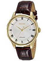 Seiko Analog White Dial Men's Watch - SRP770K1
