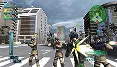 地球防衛軍3Vita