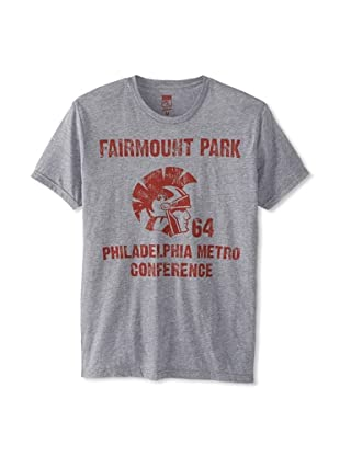 Brookline Men's Fairmount Park Tee (Grey)