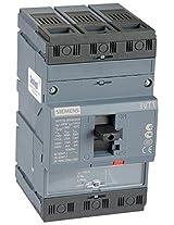 Siemens 160 Amp 3-Pole MCCB (White & Black)