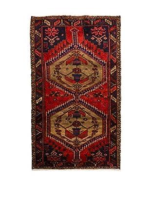 Rugsense Teppich Persian Zanjan rot/blau/hellbraun