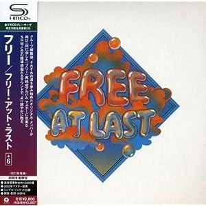 フリー・アット・ラスト+6(紙ジャケット仕様)
