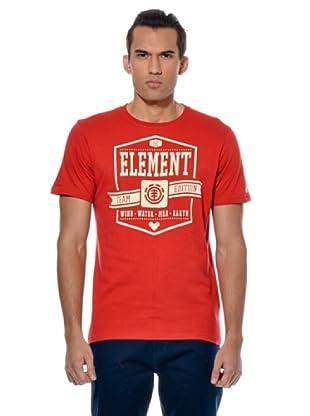 Element Camiseta Team Edition (Rojo)