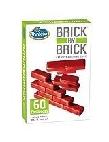 Think Fun Brick by Brick, Multi Color