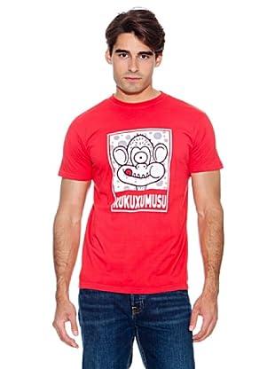 Kukuxumusu Camiseta Monople (Rojo)