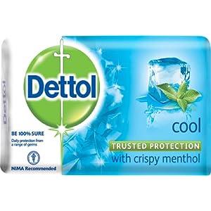 Dettol Soap, Cool - 125gm